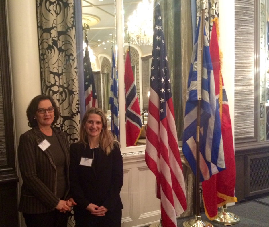 Hellenic-American  Norwegian-American Chambers of Commerce Joint Shipping Conference
